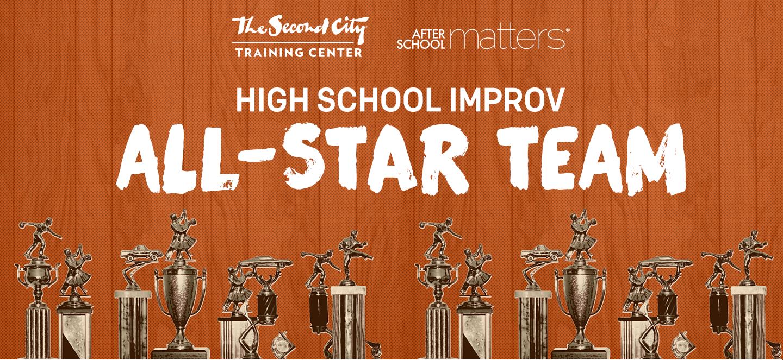 High School Improv All-Star Team