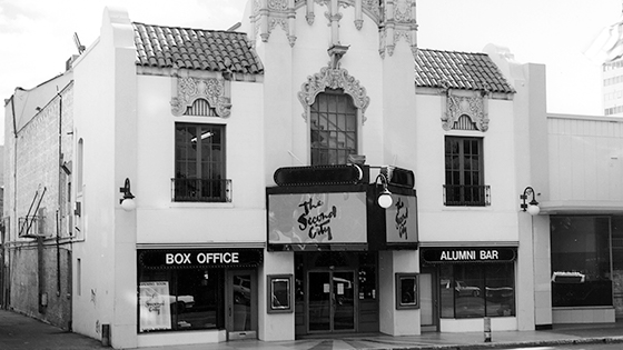 Second City in 1989