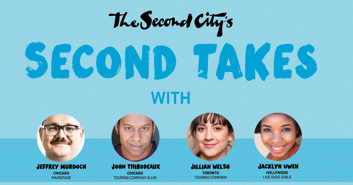 The Second City's Second Takes: November Edition