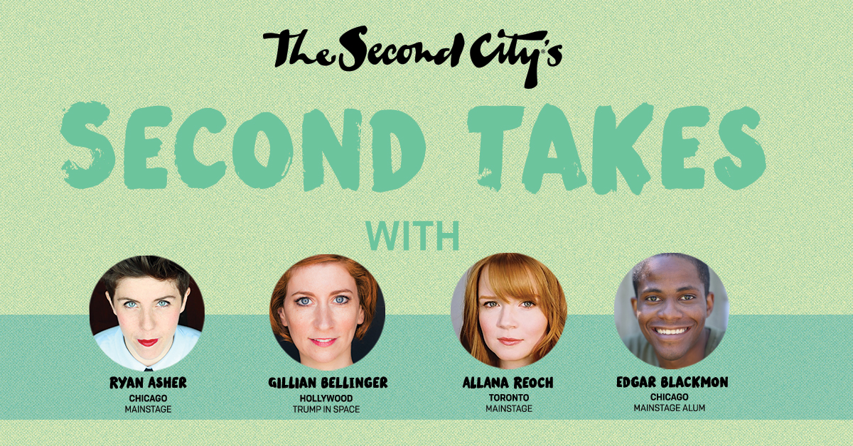 The Second City's Second Takes: January Edition