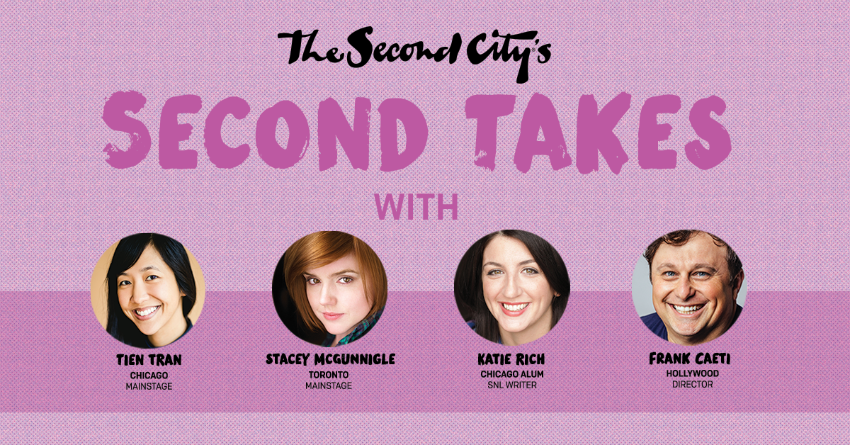 The Second City's Second Takes: February Edition