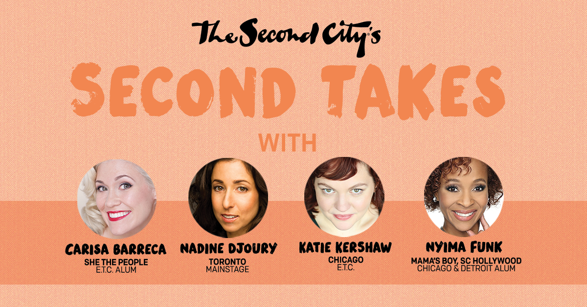 The Second City's Second Takes: March
