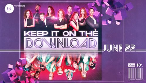 Keep It On the Download (A Conservatory Grad Show)