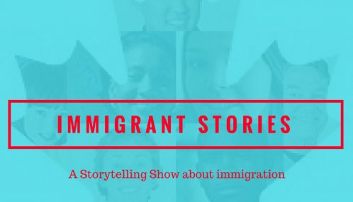Comedy as a Second Language presents: Immigrant Stories