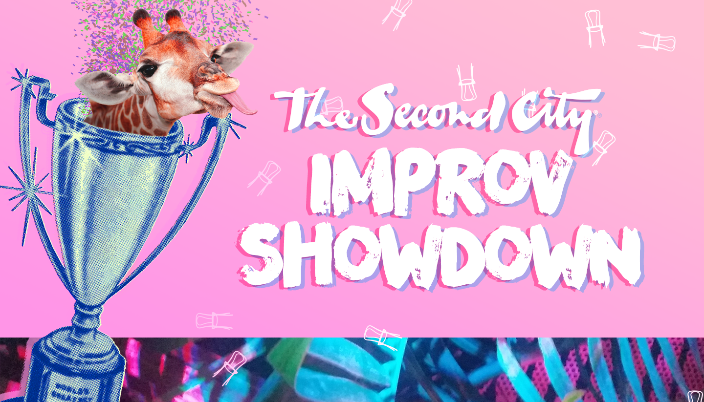 Improv Showdown Second City Family Show