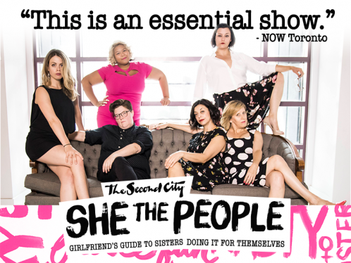She The People- Just for Laughs