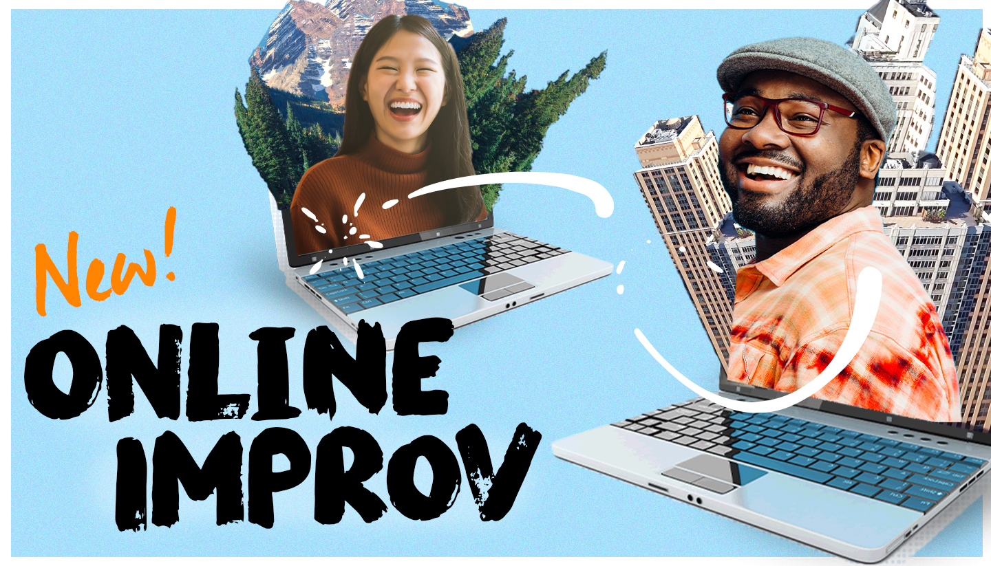 The Second City Launches 'Comedy From Your Couch' Online Classes
