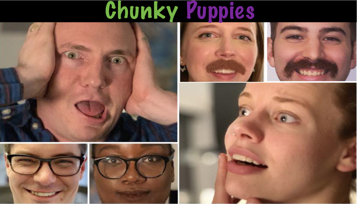 Chunky Puppies