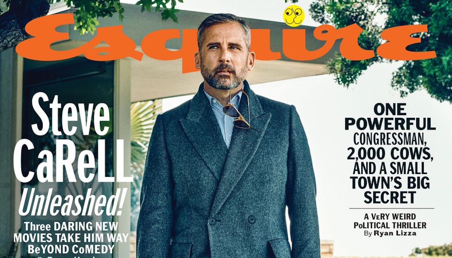 Don't Read Steve Carell's New 'Esquire' Interview Unless You Are Fully Prepared to Like Him Even More