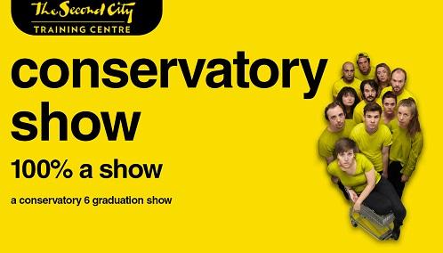 Conservatory Show: 100% A Show
