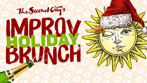The Second City's Improv Holiday Brunch