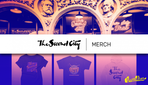 Merchandise - The Second City