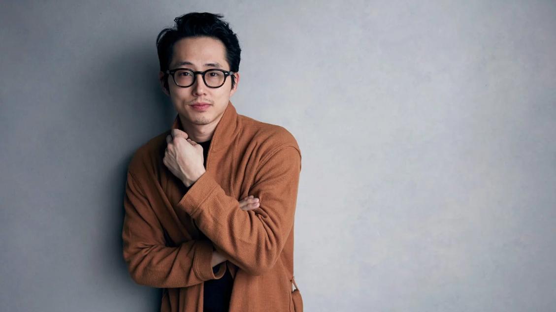 Steven Yeun is Completely 'Burning' Through Awards Season