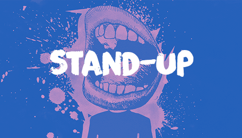 Stand-Up Show with Mario Barra