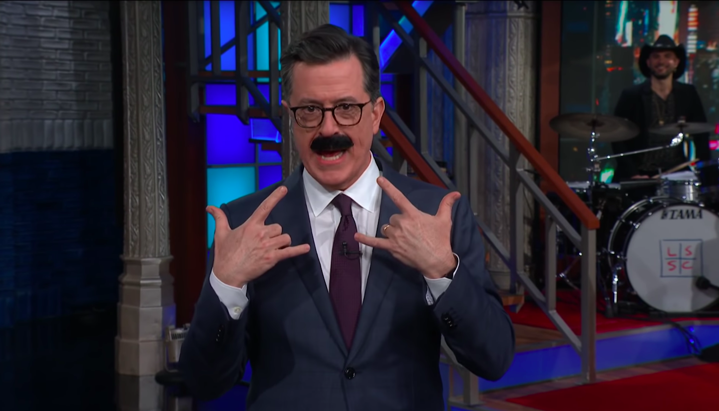 Be Expert On Anything Stephen Colbert >> The Second City