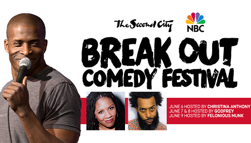 Break Out Comedy Festival 2019