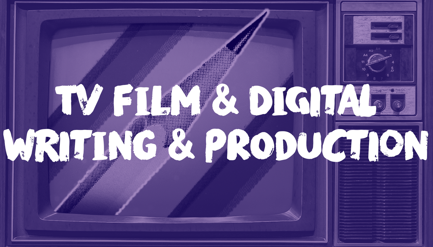 TV, Film & Digital Production