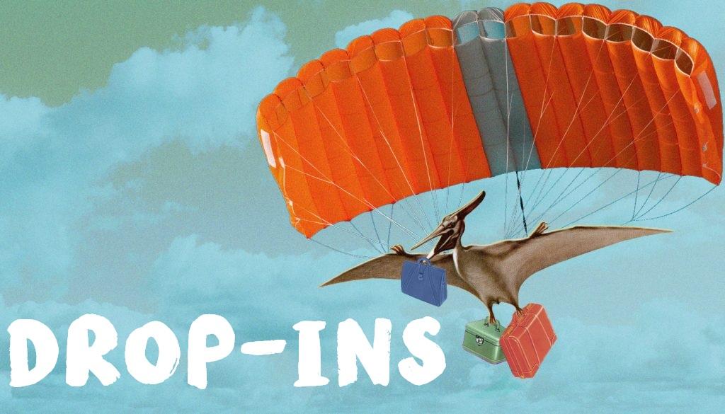 Online Drop-Ins
