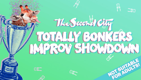 The Second City's Totally Bonkers Improv Showdown