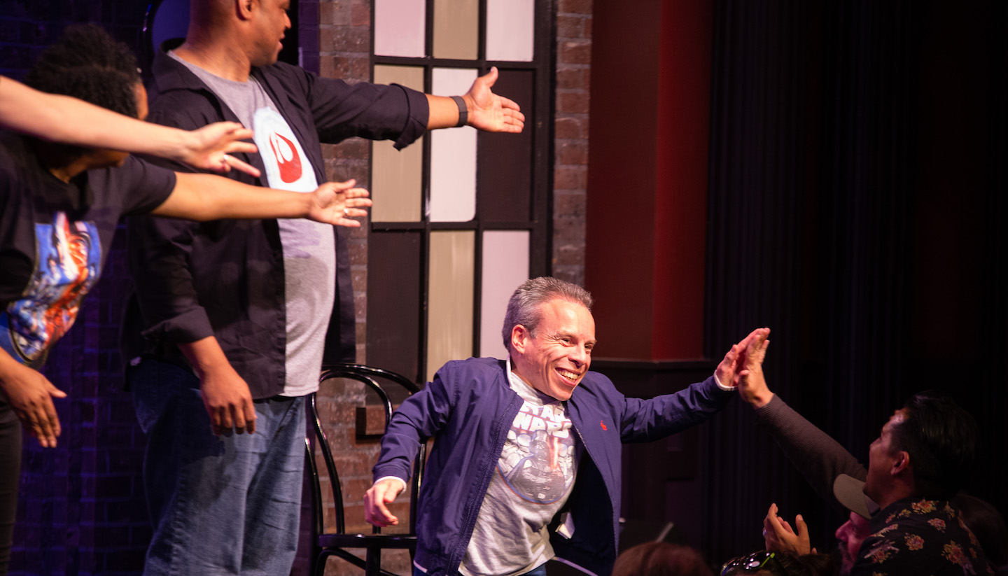 The Second City Went 'Rogue' All Weekend