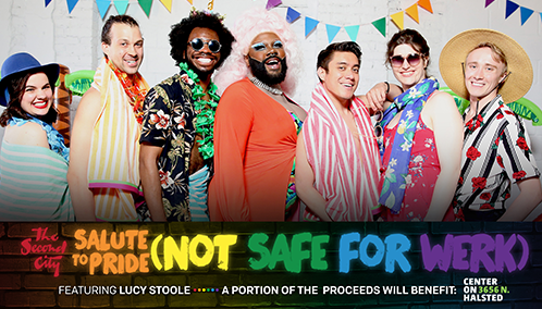 The Second City's Salute to Pride (Not Safe for WERK)