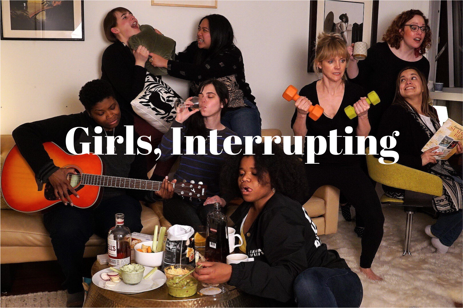 Girls, Interrupting