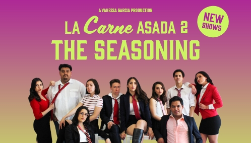 La Carne Asada # 2: The Seasoning