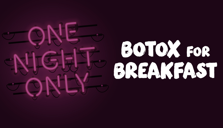 Botox for Breakfast presents: Tourist Traps