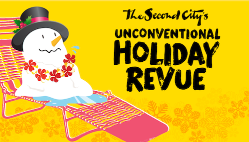 The Second City's Unconventional Holiday Revue