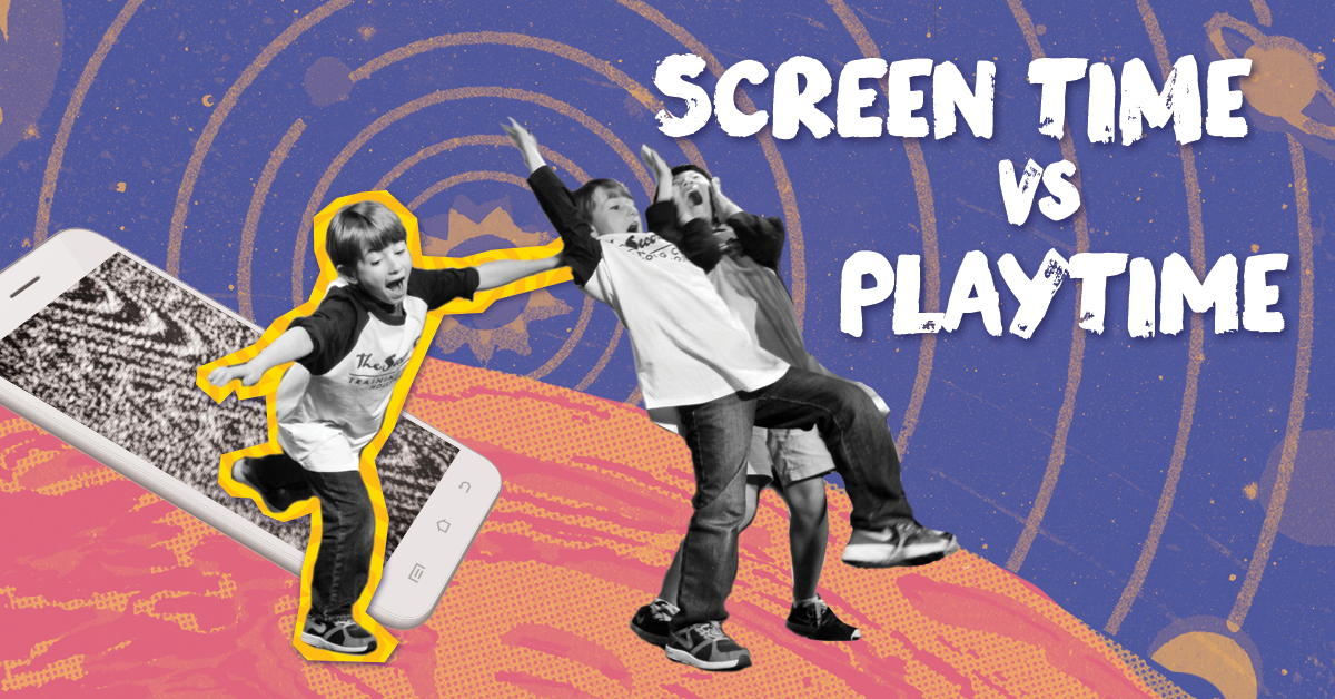 Improv Just Might Be the Ultimate Screen TimeAntidote