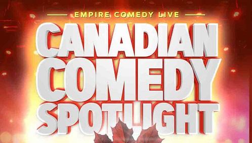 Canadian Comedy Spotlight