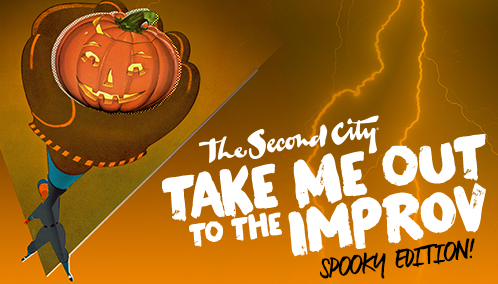 Take Me Out to the Improv: Spooky Edition!