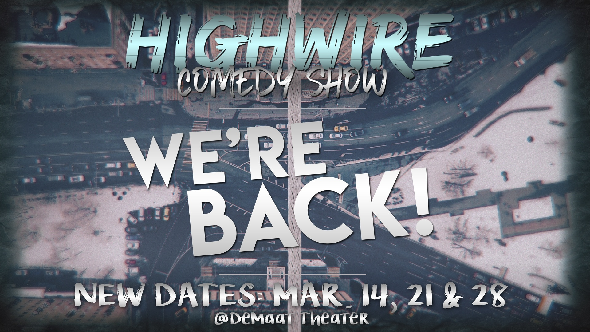 Highwire: An Improvised Stand Up Show