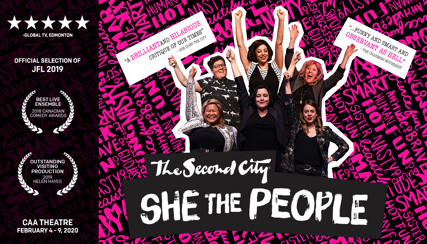 She the People- CAA Theatre