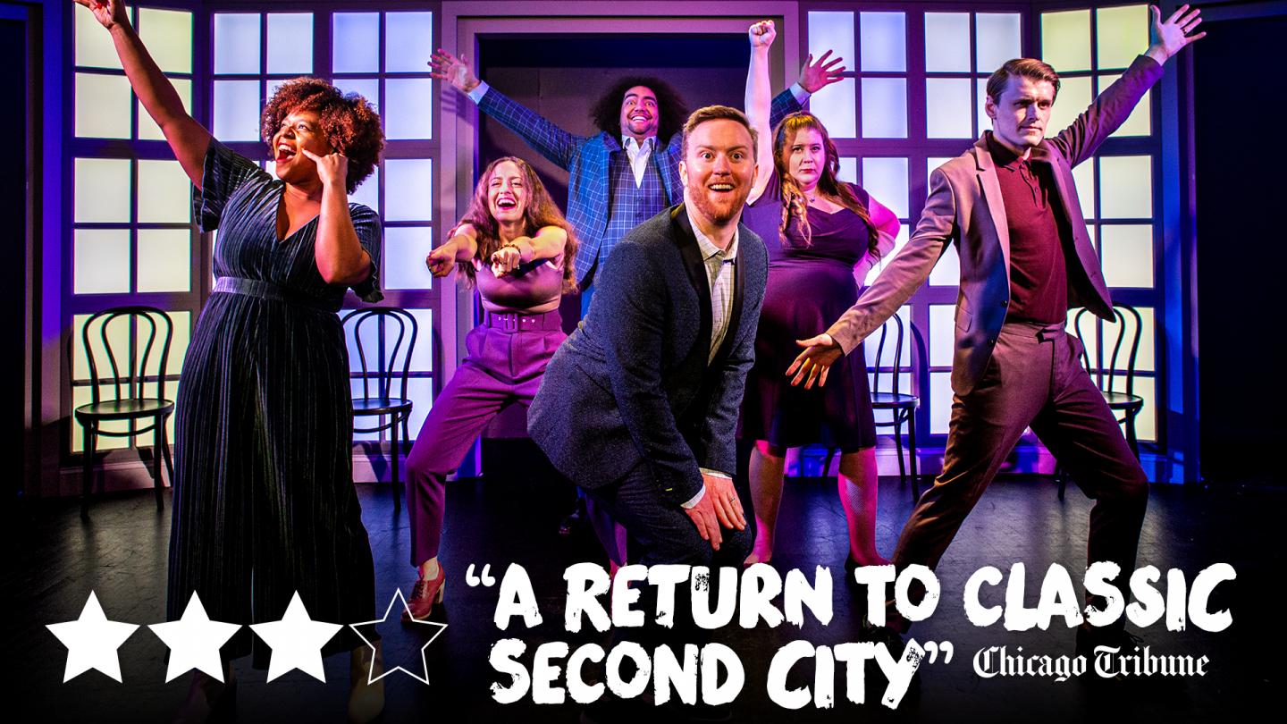 "Chicago Tribune Calls 108th Revue a ""Return to Classic Second City"""