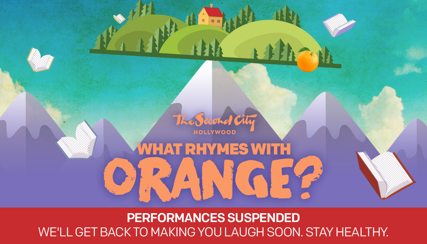 What Rhymes with Orange?