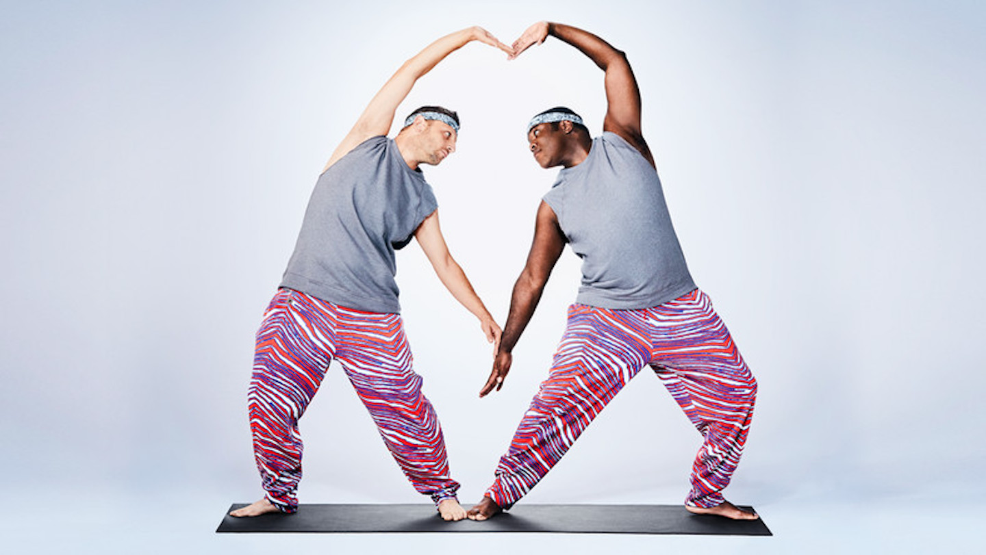 Men's Health Celebrates Sam Richardson & Tim Robinson's Best-Friendship