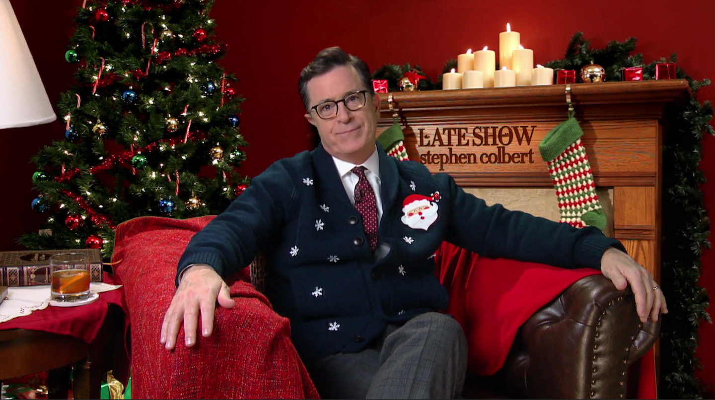 Stephen Colbert Vows to Release