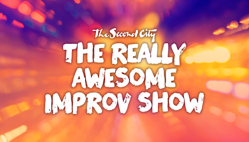 The Really Awesome Improv Show - NO KIDS ALLOWED