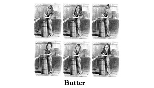 Butter Presents: Don't Be Sorry, Be Better