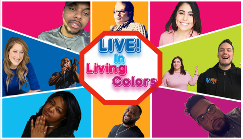 Live! In Living Colors