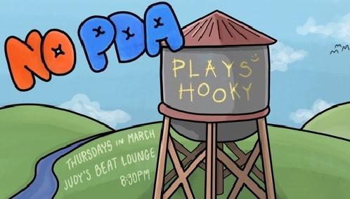 No PDA Plays Hooky
