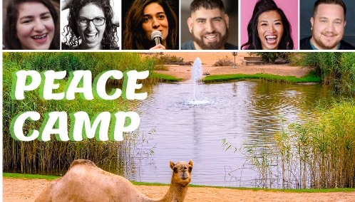 Peace Camp: A Standup Comedy Showcase