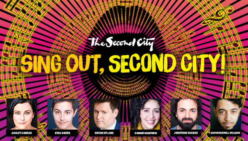 Sing Out, Second City!