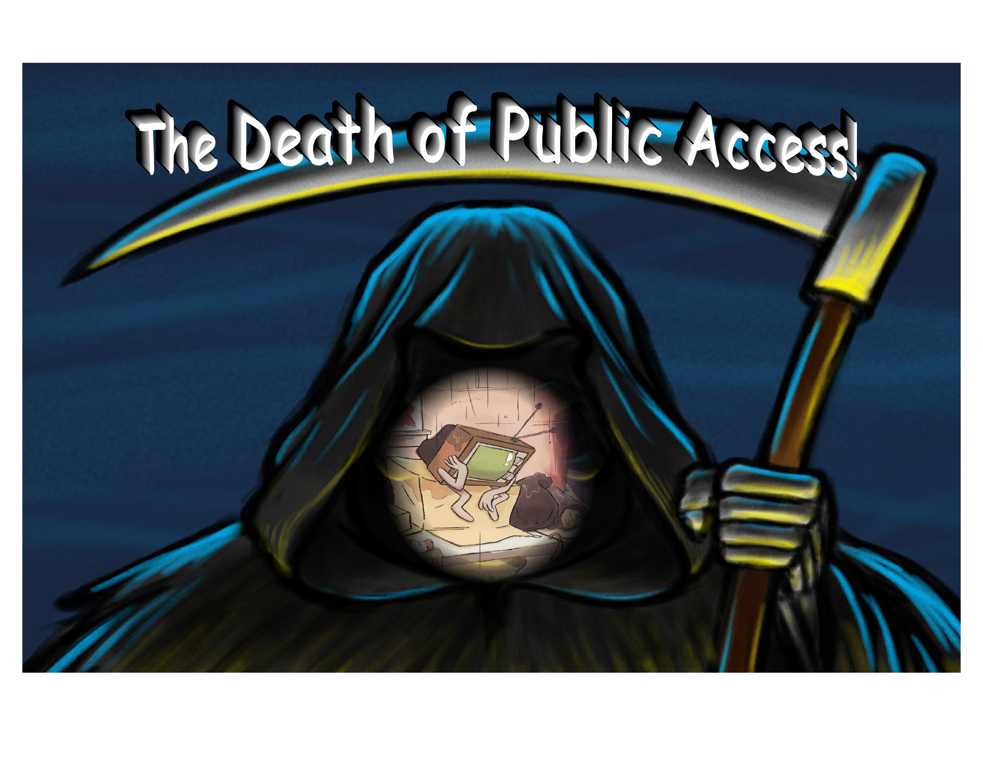 The Death of Public Access!