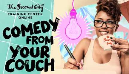 Comedy Classes from Your Couch