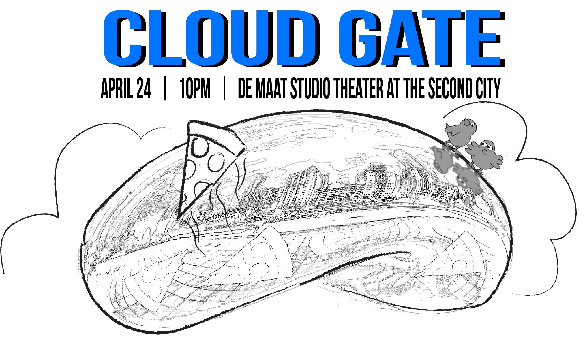 Cloud Gate