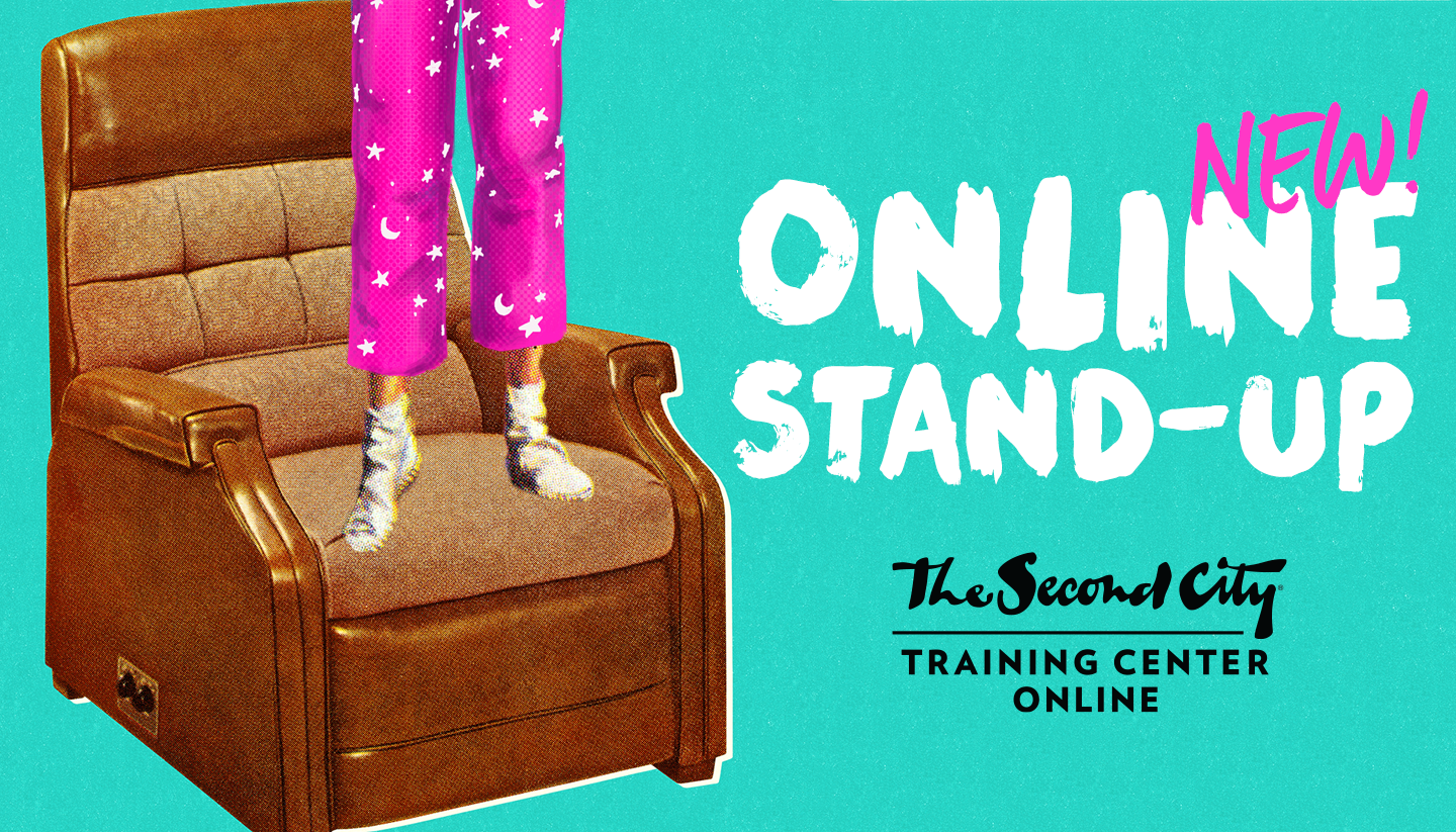 Stand-Up Drop-in Class (Online)