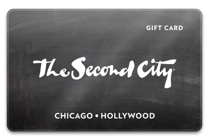 Gift Cards - The Second City