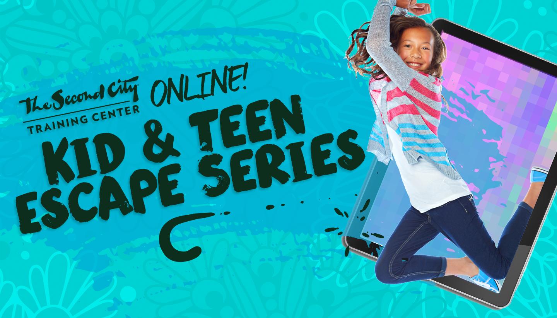 Online Kids & Teen Escape Series